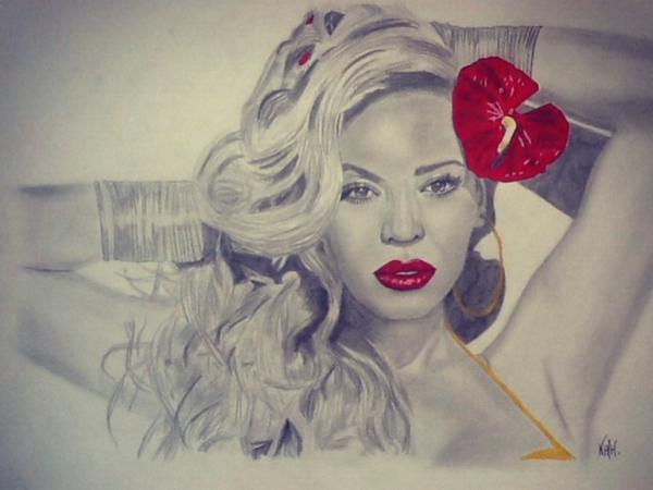 Beyonce por NAlH